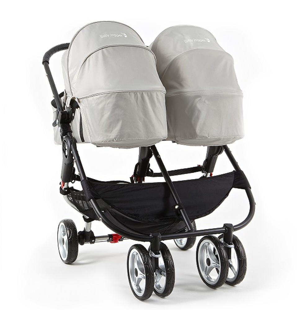 Baby Jogger. The year was when the folks at Baby Jogger created the first jogging stroller; faced with the challenge of how to jog with a toddler, they built a business around the solution.