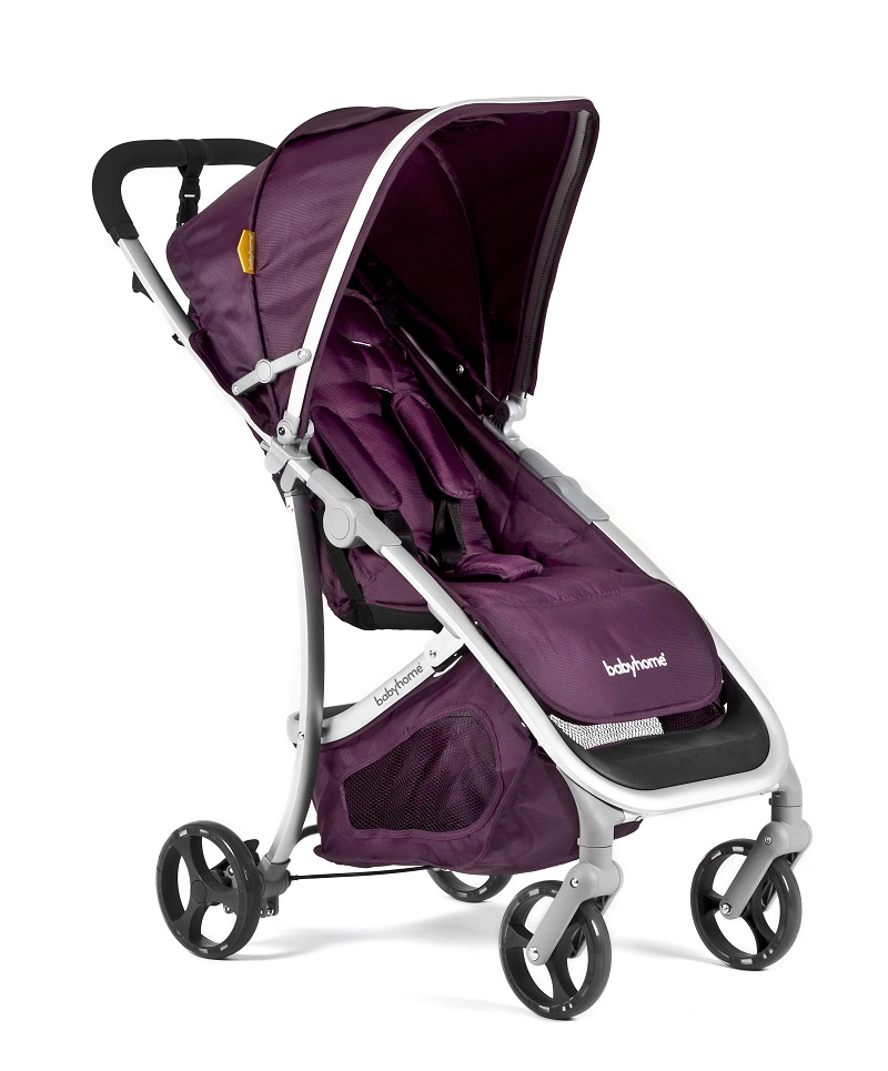 Silla de Paseo Emotion Babyhome purpura