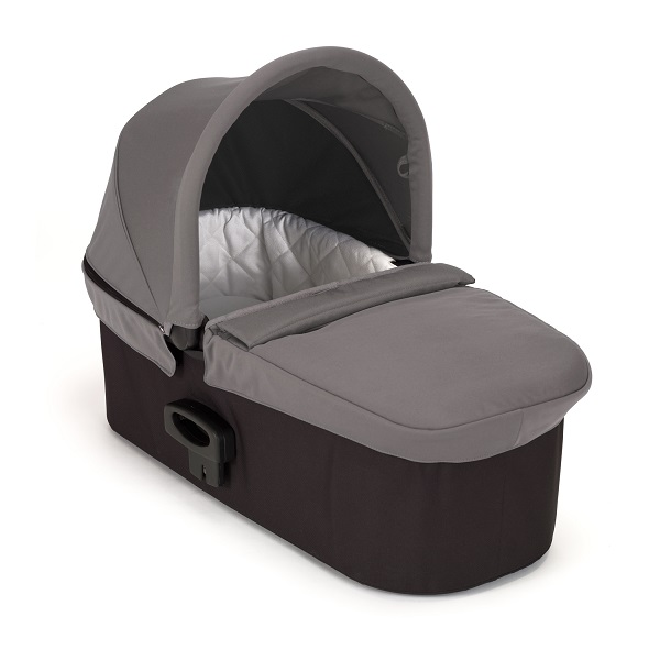 Capazo Baby Jogger Deluxe gris