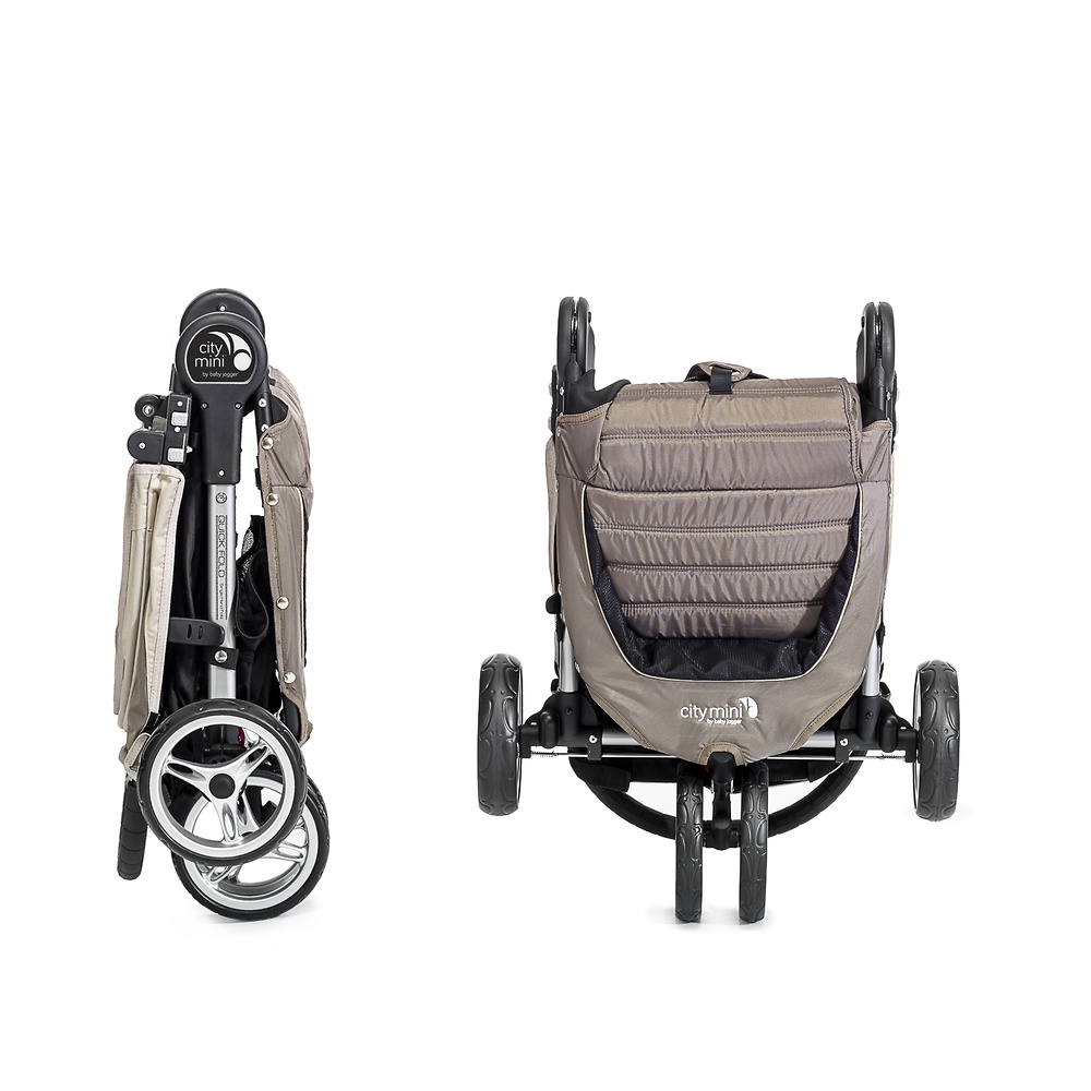 . Baby Jogger City Mini 3 arena piedra