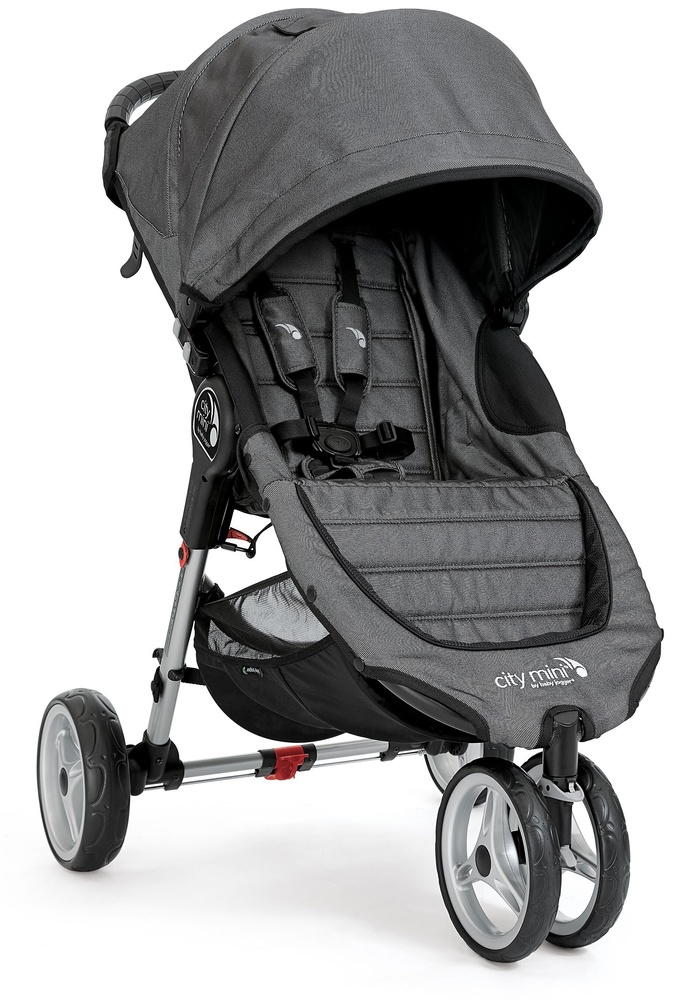 . Baby Jogger City Mini 3 denim + regalo