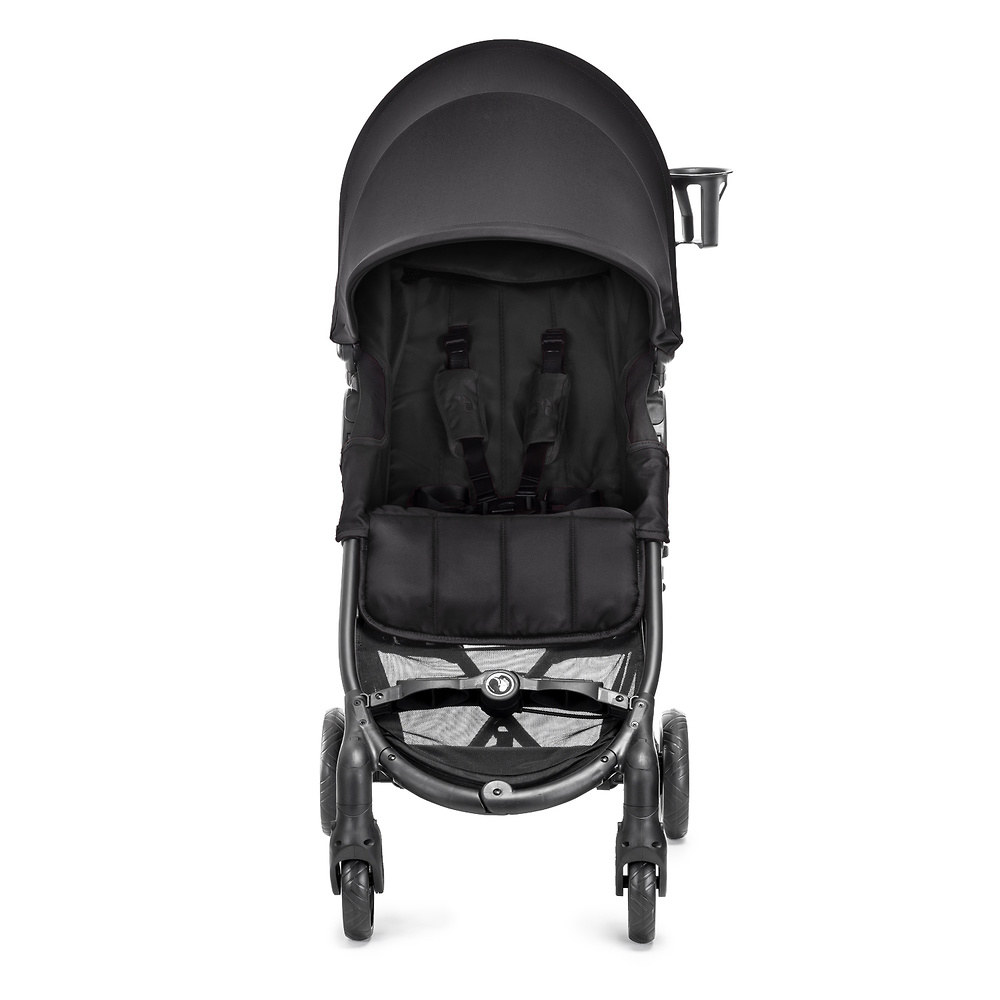 .Baby Jogger City Mini Zip negro + regalo