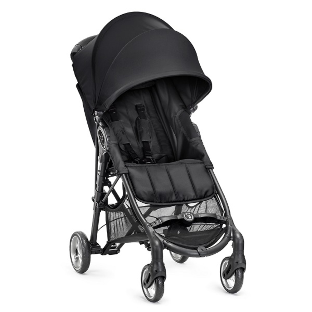 Baby Jogger City Mini Zip negro + regalo
