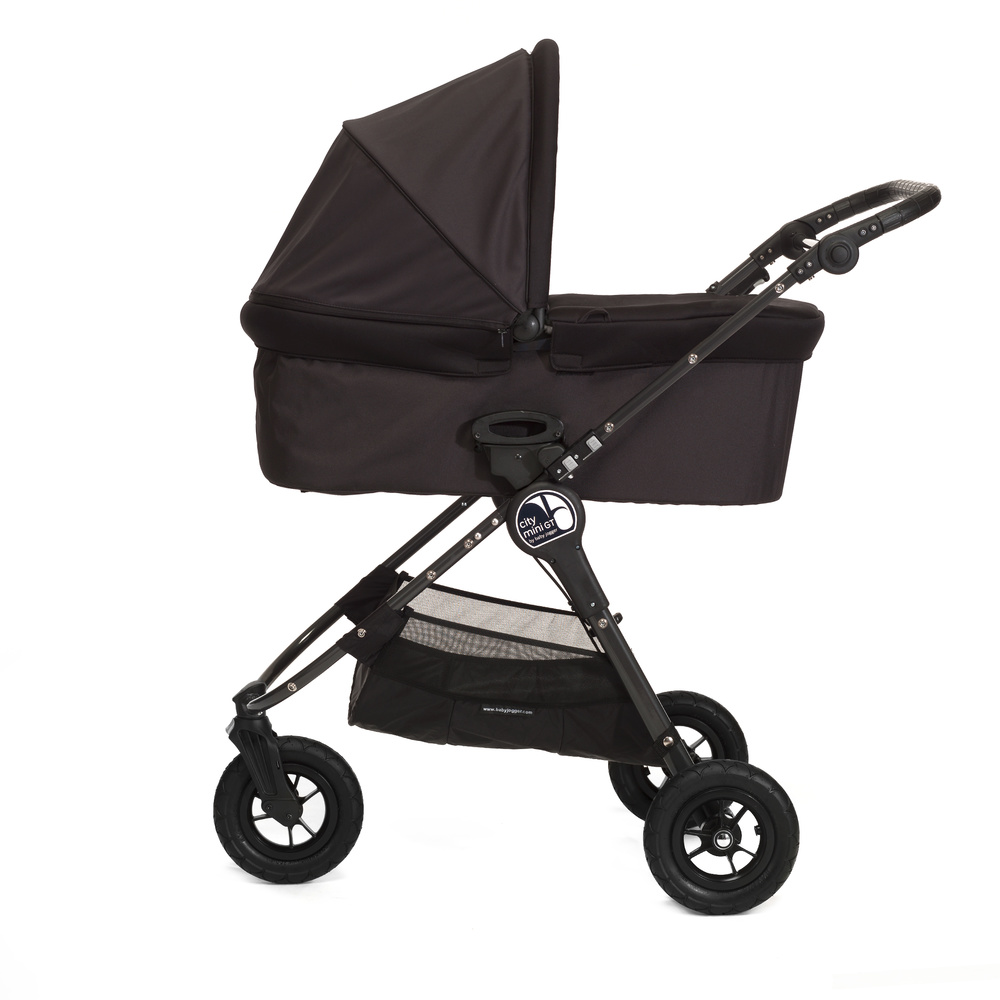 .Duo Baby Jogger City Mini GT y Capazo Deluxe