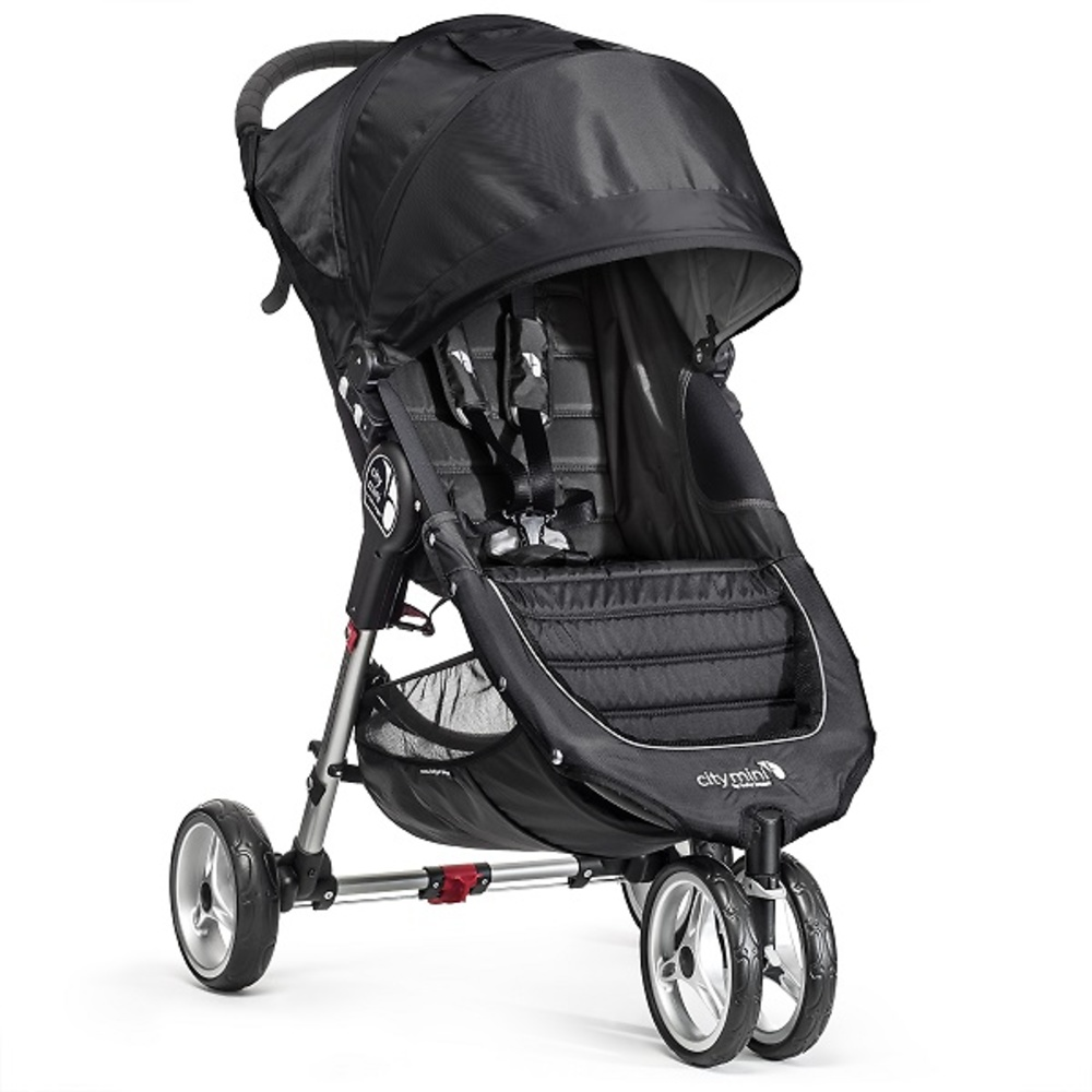 Baby Jogger City Mini 3 negro gris + regalo