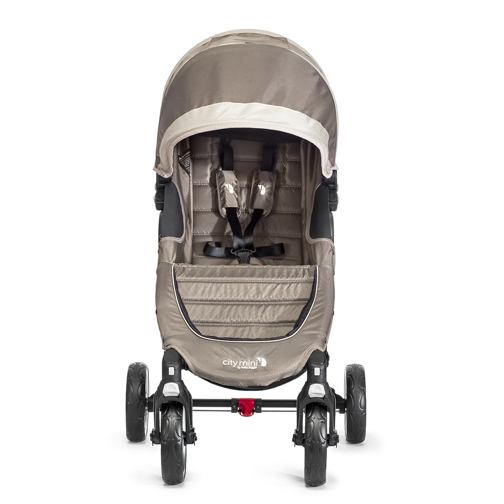 Baby Jogger City Mini 4 arena piedra