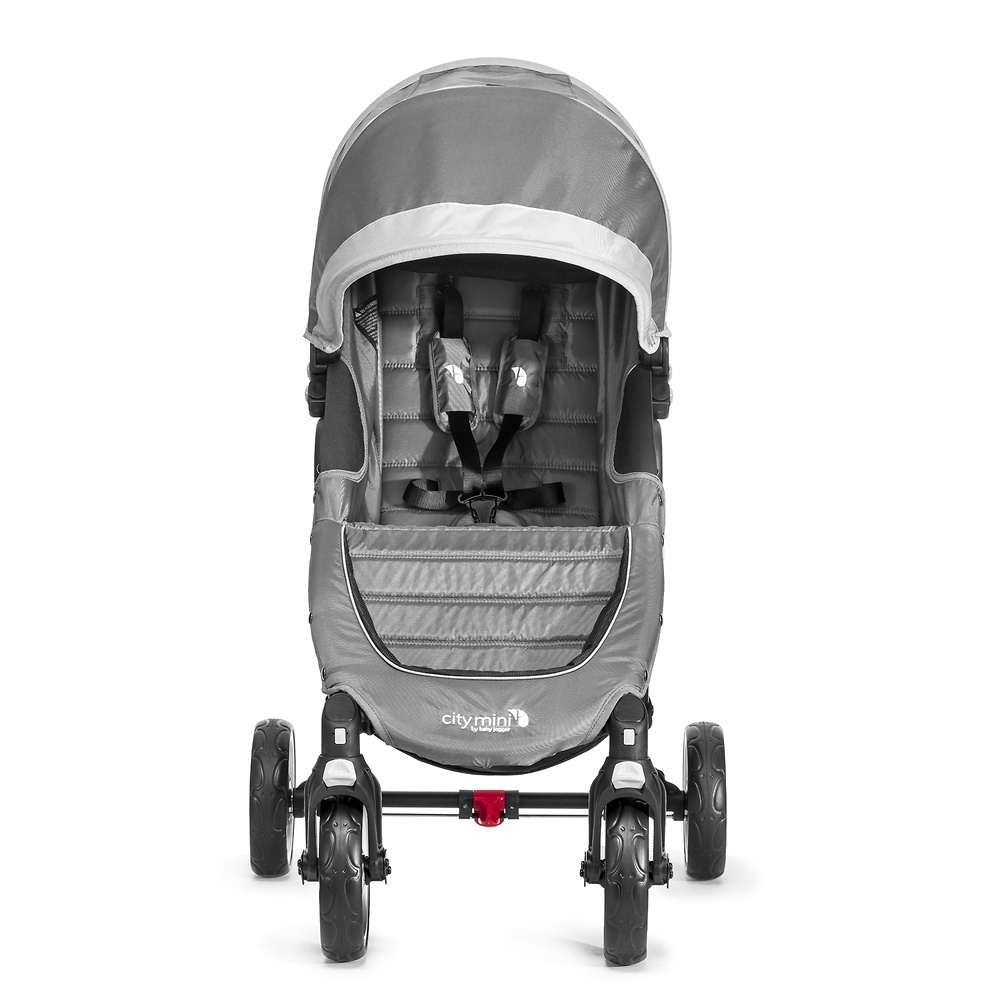 Baby Jogger City Mini 4 gris + regalo