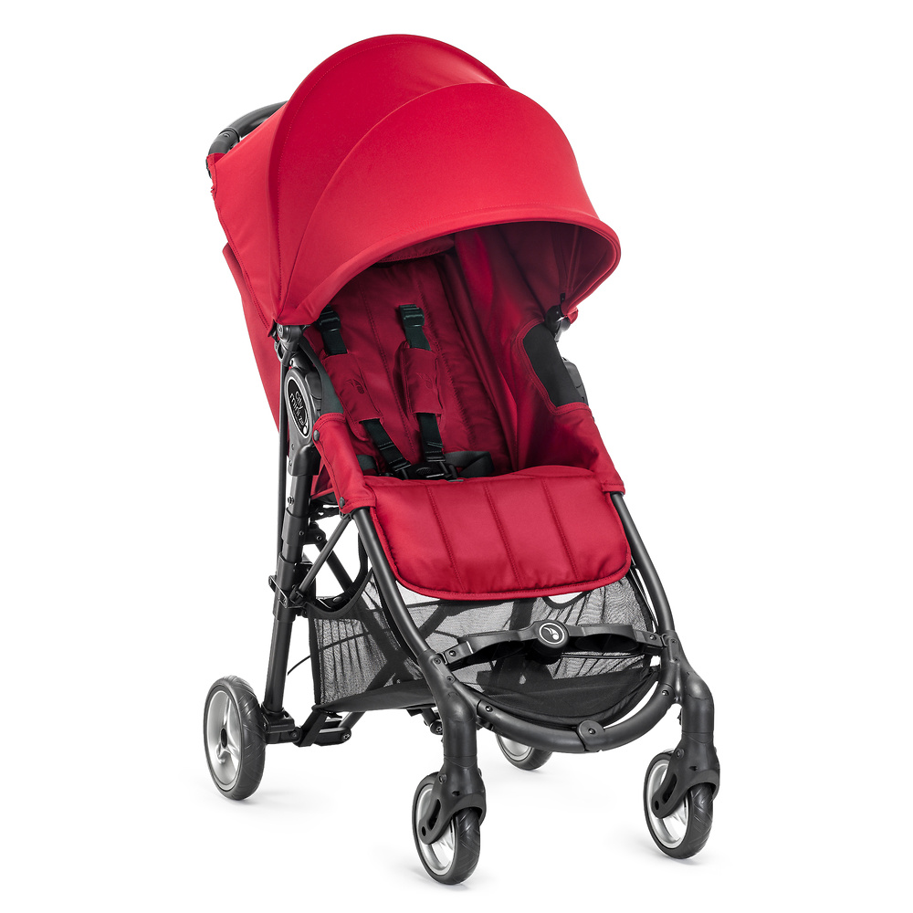 Baby Jogger City Mini Zip rojo