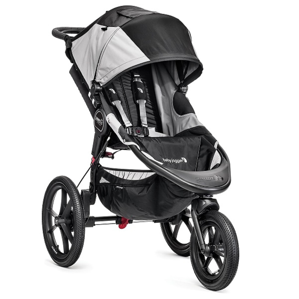 Baby Jogger Summit X3 negro gris + regalo