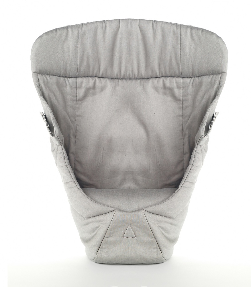 Cojín bebé Ergobaby Original Easy Snug color Gris