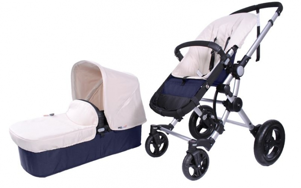 Duo BabyAce 042 marino de Baby Essentials