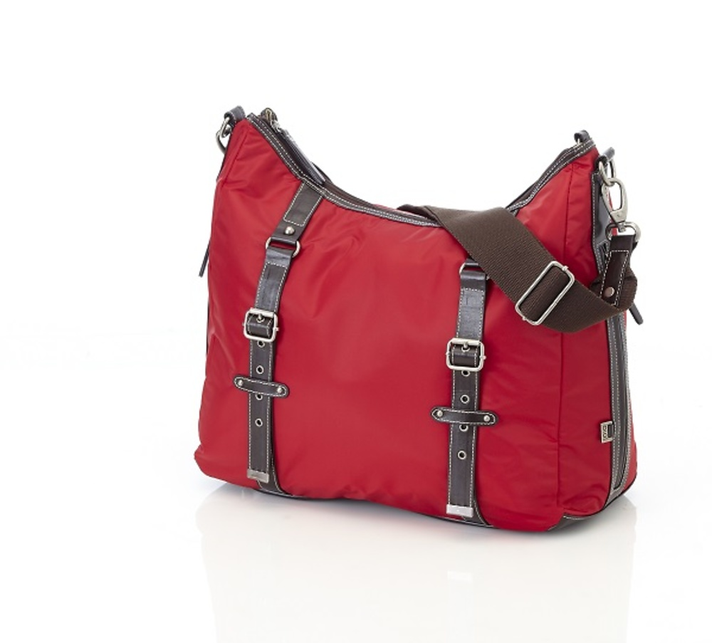 Hobo Red Nylon Buckle - OiOi 6545