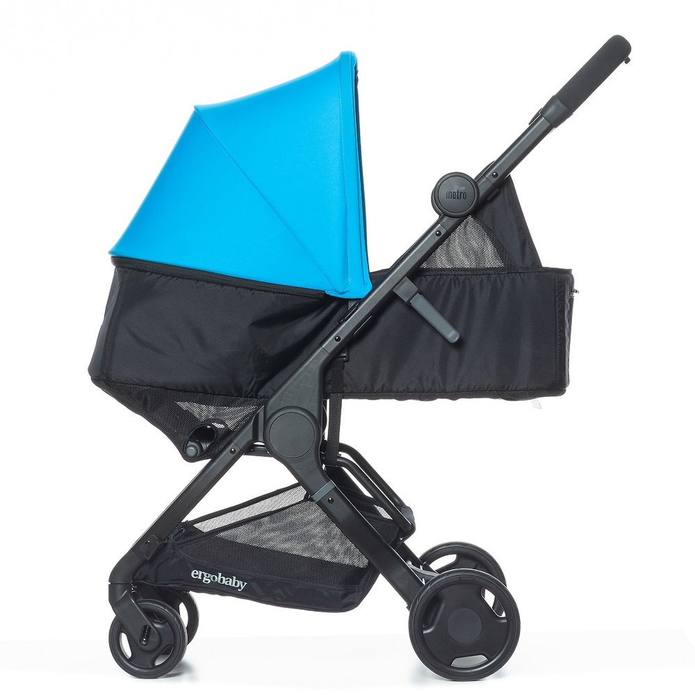 Kit de capazo Ergobaby Metro color azul