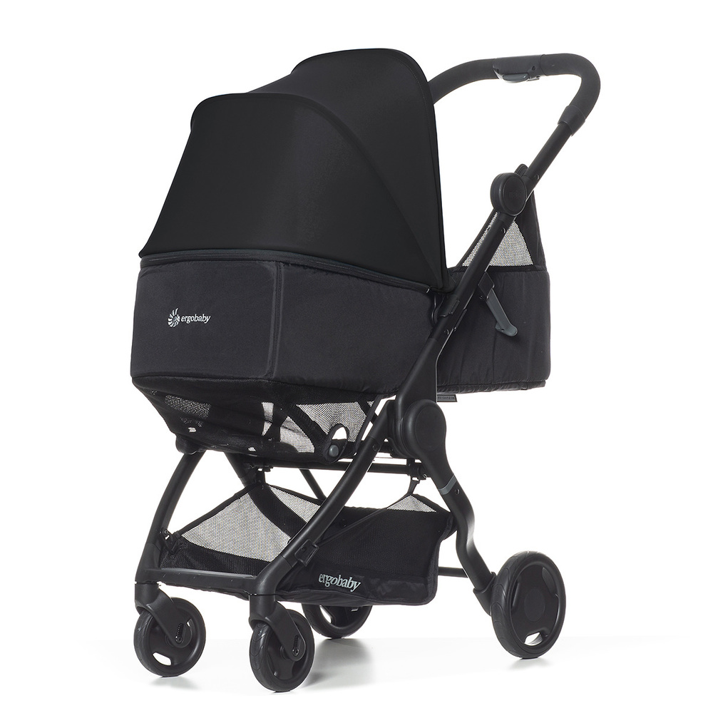 Kit de capazo Ergobaby Metro color negro