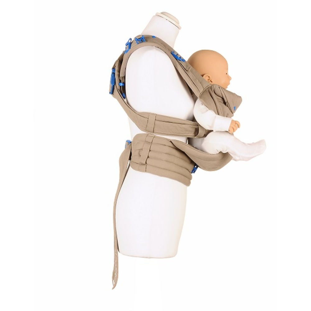 Pao Papoose Pebble - PP1106
