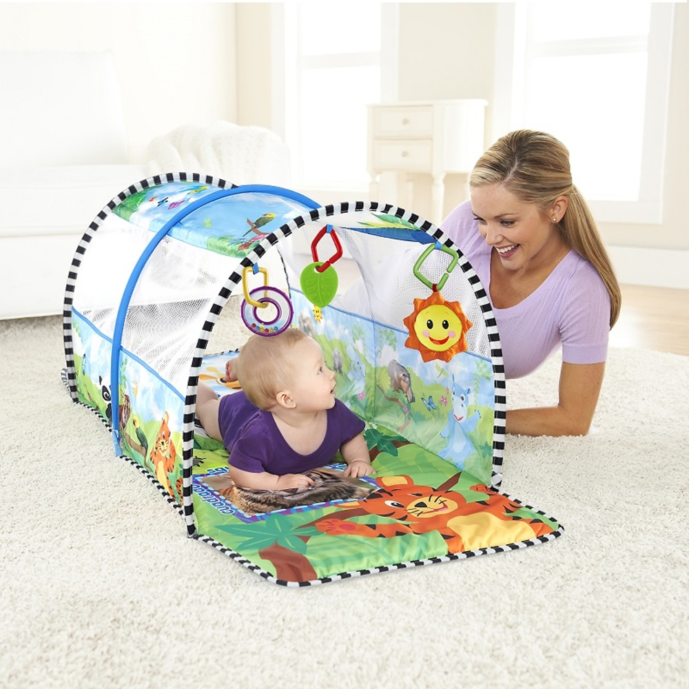 Túnel de Gateo Baby Einstein - BE90627