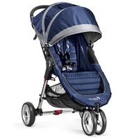 . Baby Jogger City Mini 3 azulón gris