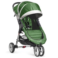 . Baby Jogger City Mini 3 evergreen - verde oscuro
