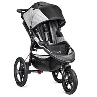 . Baby Jogger Summit X3 negro gris