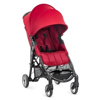 .Baby Jogger City Mini Zip rojo + regalo
