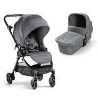 .Duo Baby Jogger City Tour LUX gris