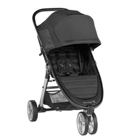 Baby jogger City Mini 2 de 3 ruedas Jet