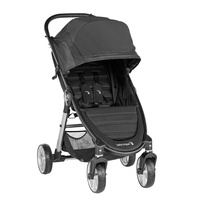 Baby jogger City Mini 2 de 4 ruedas Jet