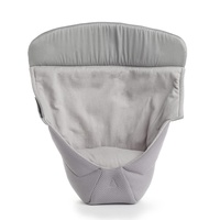 Cojín bebé Ergobaby Easy Snug Cool Air color gris