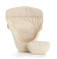 Cojín bebé Ergobaby Original Easy Snug color natural