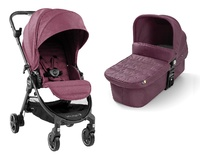 Duo Baby Jogger City Tour LUX berenjena