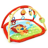 Gimnasio Lion in the Park Bright Starts - BS9007