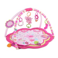 Gimnasio Safari Celebration Rosa Bright Starts - BS52113
