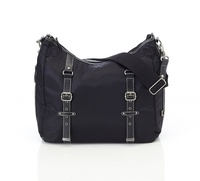 Hobo Black Nylon Buckle - OiOi 6546