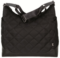 Hobo Diamond Quilt Black - OiOi 6187