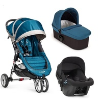 Trio Baby Jogger City Mini 3