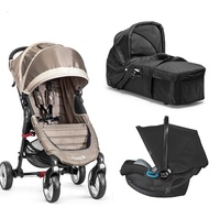 Trio Baby Jogger City Mini 4
