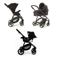 Trio Fresh 2.0 Black de Baby Monsters
