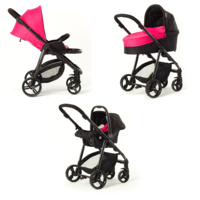 Trio Fresh 2.0 Pink de Baby Monsters